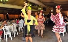 Gran ambiente en el sábado de feria en Linares