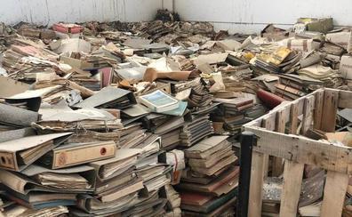 Los trabajos para recuperar el archivo municipal comenzarán este mes