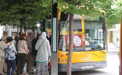 Las tarjetas de transporte urbano, solo por teléfono o Internet