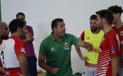 El Sima pone en juego hoy el Trofeo Peligros Suena frente al Jaén Paraíso B