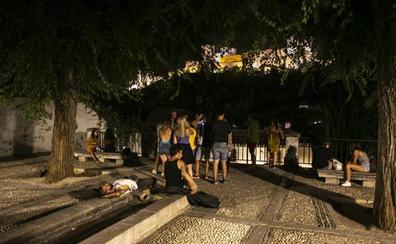 La Policía de Granada actúa más en el Albaicín que en Almanjáyar