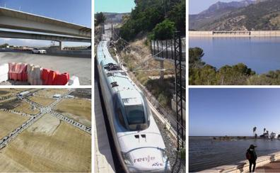 El gobierno en funciones retrasa la ejecución de cinco proyectos pendientes para Granada