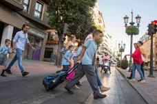 Más de 9.300 niños menores de tres años en Granada vuelven este lunes al colegio