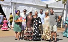 Despedida a la Feria de Linares por todo lo alto