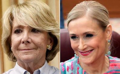 El juez atribuye a Aguirre un «papel decisivo» en la financiación irregular del PP de Madrid