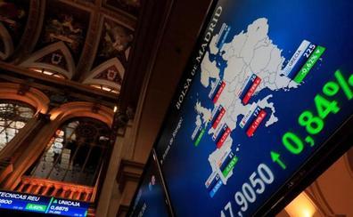 El Ibex-35 solo esquiva las pérdidas en una sesión alcista en Europa