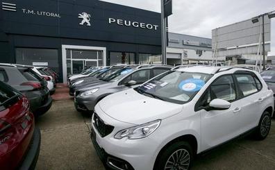 Agosto agrava la crisis de ventas en los concesionarios de vehículos con una caída del 30% en Granada