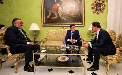 Marín renueva el compromiso de la Junta con Granada 2031