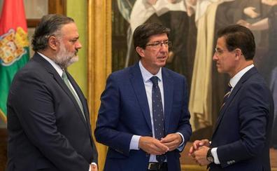 PP y Cs emplazan a sus direcciones nacionales a dirimir la alternancia en la alcaldía de Granada