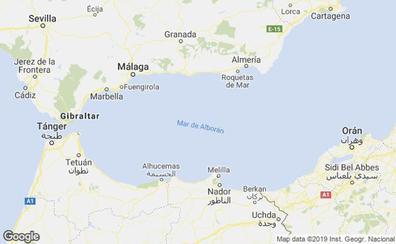 Un estudio revela el crecimiento de una falla sísmica en el Mar de Alborán
