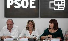 El PSOE-A apoyará a la Junta frente a Moncloa en la mejora de la financiación