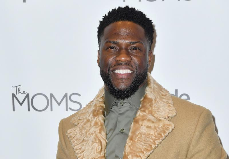 El actor Kevin Hart, hospitalizado tras un accidente de tráfico en California
