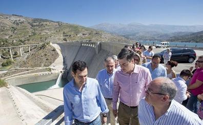 Carlos Rojas exige a Sánchez que inicie las obras de canalización de la presa de Rules