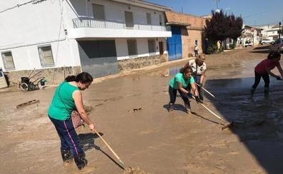 Vuelve el agua a Campotéjar tras 19 horas sin suministro después de la inundación