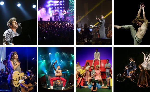 La agenda cultural de Granada para cerrar 2019: los eventos que no te quieres perder