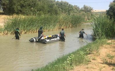 Así está siendo la búsqueda por agua de la mujer desaparecida en Quesada
