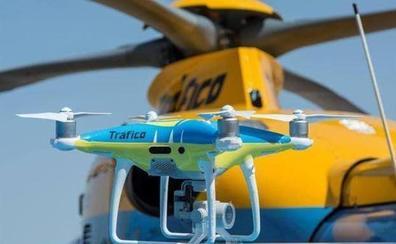 Todo sobre las limitaciones de los drones de la DGT: ¿pueden multar por exceso de velocidad?