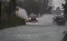 La AEMET activa el aviso amarillo por tormentas para hoy en Granada