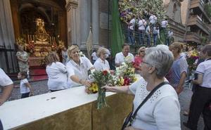 ¿Es este año festivo el día de la Virgen de las Angustias? ¿Por qué?