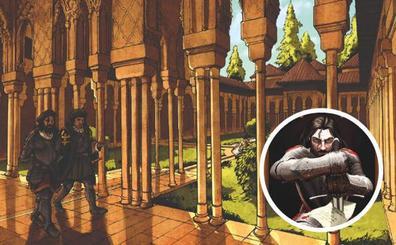 La última hazaña de El Pulgar, el héroe que descansa en la Catedral de Granada