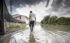 Nuevo aviso de Meteorología en Granada para hoy por tormentas