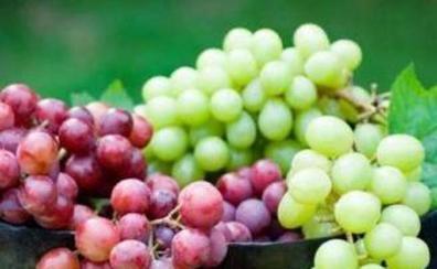 Así son las uvas que están causando furor en este famoso supermercado