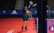 Javi Ruiz logra entrar en los cuartos de final del Máster de Madrid