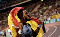 Orlando Ortega es un diamante para España