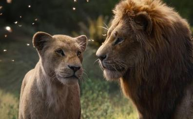 'El rey león', la cinta Disney más taquillera de la historia en España