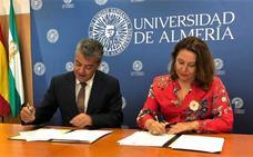 Alumnos de la UAL podrán hacer trabajos de fin de grado, máster y tesis en el Ifapa