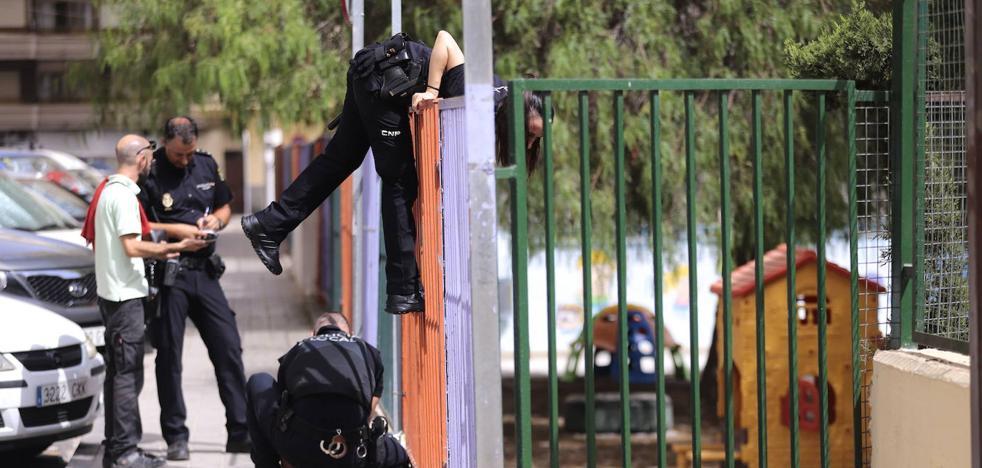 La criminalidad desciende en Granada pero aumentan las violaciones