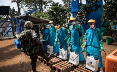Formación y simulacros en los hospitales españoles para luchar contra el ébola