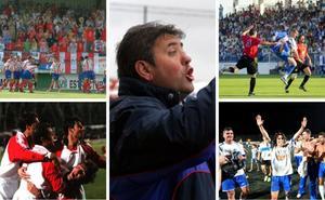 Cinco equipos que explican la deriva del fútbol en la provincia