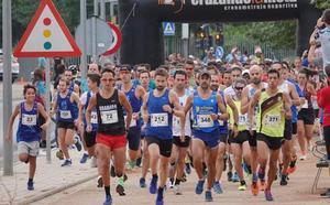 Siete kilómetros de carrera por Andrés Pérez Prieto