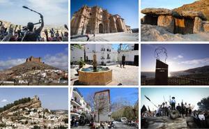 Test: ¿Eres capaz reconocer estos pueblos de la provincia de Granada?