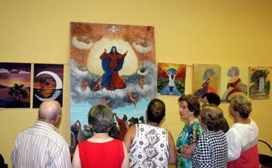 Trece pintores de Vilches se unen en una exposición colectiva