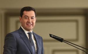 Moreno eleva el tono para reclamar la deuda del Gobierno a Andalucía: «No vamos a ceder al chantaje»