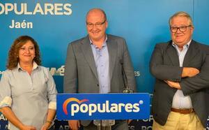 Márquez ve una cuestión «técnica» la forma de adjudicar las obras del sistema viario del Jaén Plaza