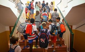 Un total de 83.940 alumnos comienzan el curso en Infantil, Primaria y Educación Especial en Granada