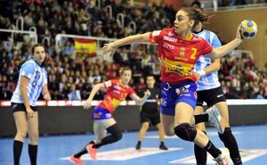La selección española femenina aterrizará en Almería el domingo