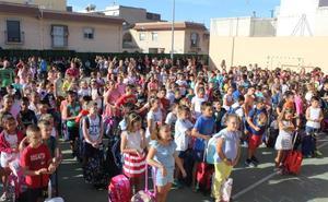 Comienza hoy el nuevo curso en Primaria y Educación Especial, pendiente de las ratios