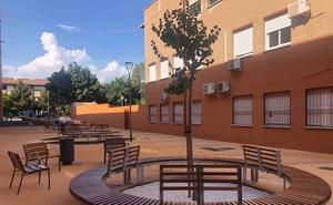 La calle Guadarrama queda abierta al tránsito peatonal con el inicio del curso