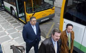 Adelante Jaén apuesta por la gestión municipal de los autobuses