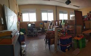 Incidencias en el nuevo curso escolar en Granada: clases vacías para protestar y colegios aún en obras