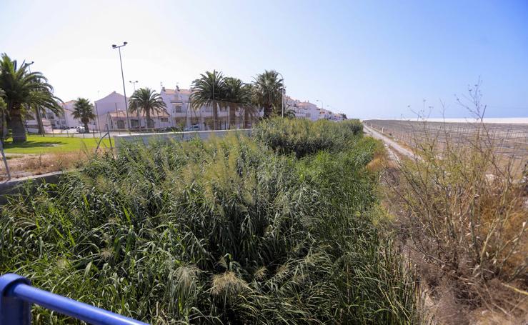 Así están las ramblas de la provincia de Granada tras las tormentas del pasado fin de semana