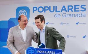 El PP nacional no comparte el 2+2 pero deja autonomía a Sebastián Pérez para que reclame la alternancia