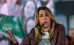 Susana Díaz anuncia que será madre de una niña