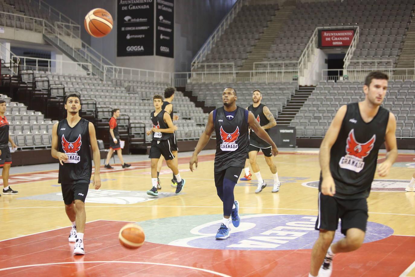Alicante marca la última salida nazarí de la pretemporada