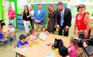 El curso escolar arranca en Almería para 74.644 alumnos en 677 centros