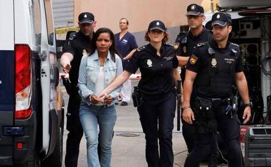 La policía asegura que la camiseta «llevó a centrar la investigación en Ana Julia»